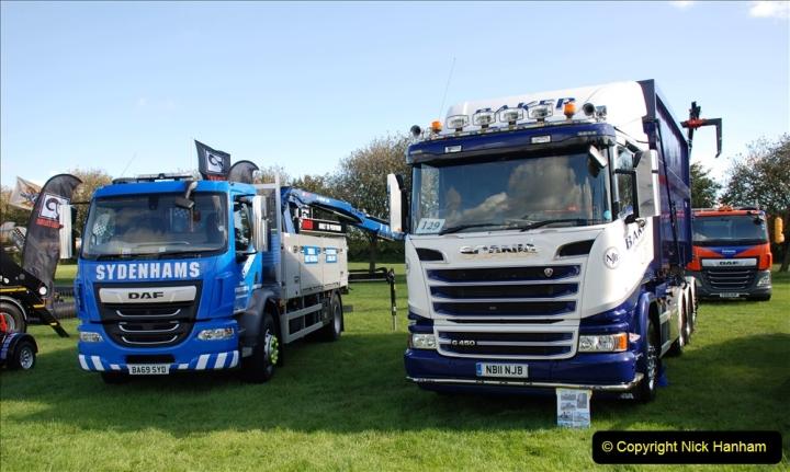 2019-09-01 Truckfest @ Shepton Mallet, Somerset. (62) 062