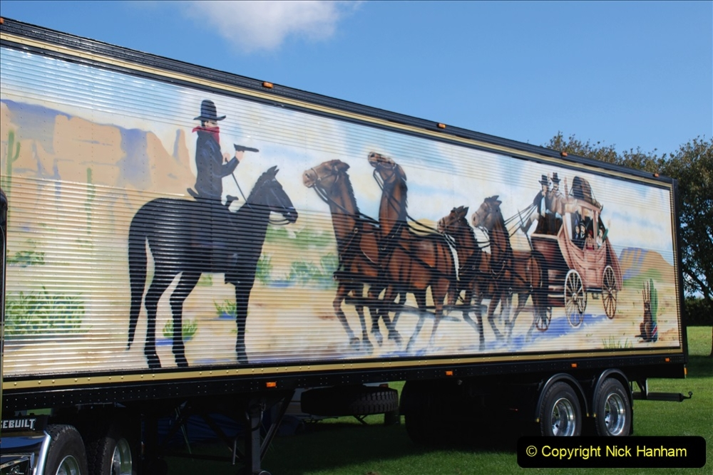 2019-09-01 Truckfest @ Shepton Mallet, Somerset. (65) From the film Smokey and the Bandit. 065
