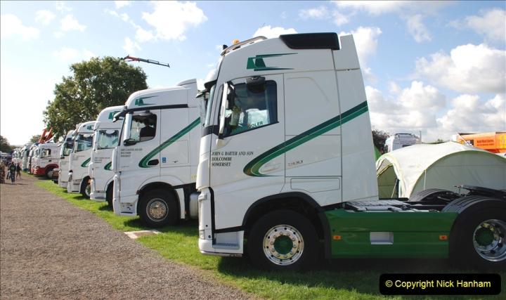 2019-09-01 Truckfest @ Shepton Mallet, Somerset. (86) 086
