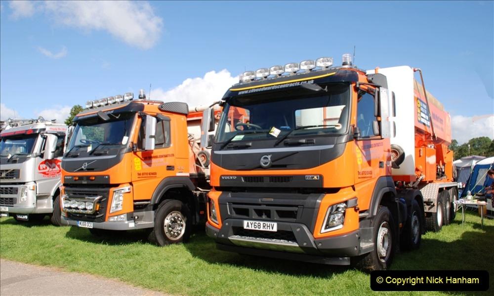 2019-09-01 Truckfest @ Shepton Mallet, Somerset. (89) 089