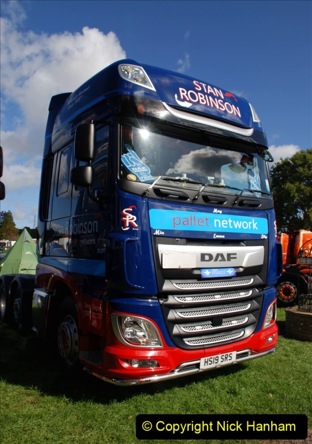 2019-09-01 Truckfest @ Shepton Mallet, Somerset. (103) 103