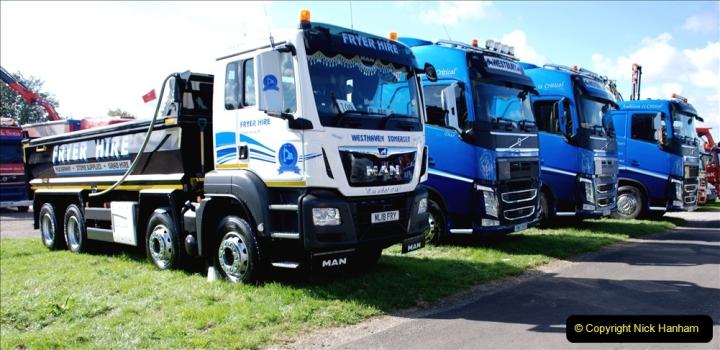 2019-09-01 Truckfest @ Shepton Mallet, Somerset. (111) 111