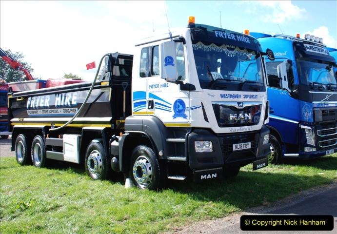 2019-09-01 Truckfest @ Shepton Mallet, Somerset. (112) 112