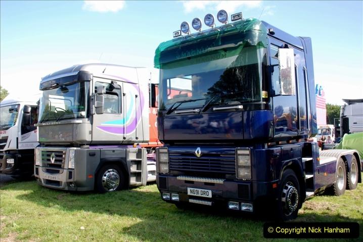 2019-09-01 Truckfest @ Shepton Mallet, Somerset. (161) 161