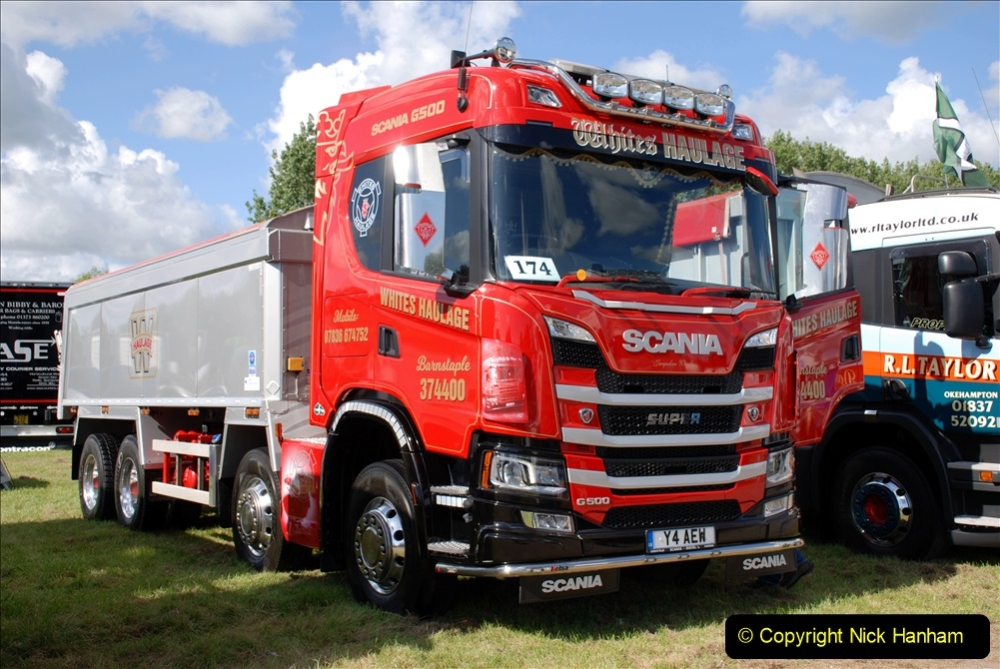 2019-09-01 Truckfest @ Shepton Mallet, Somerset. (202) 202