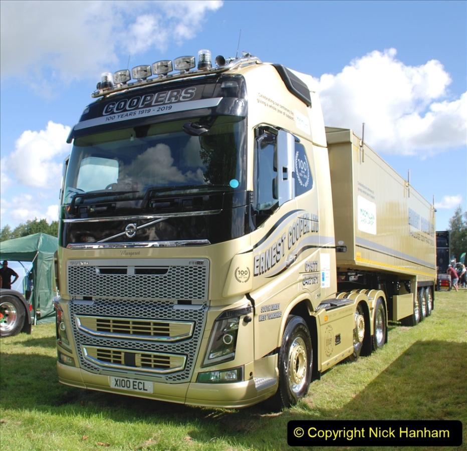 2019-09-01 Truckfest @ Shepton Mallet, Somerset. (205) 205
