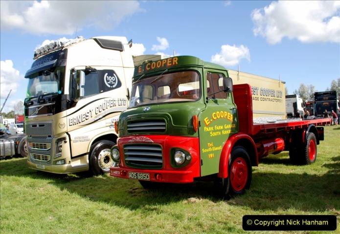 2019-09-01 Truckfest @ Shepton Mallet, Somerset. (206) 206