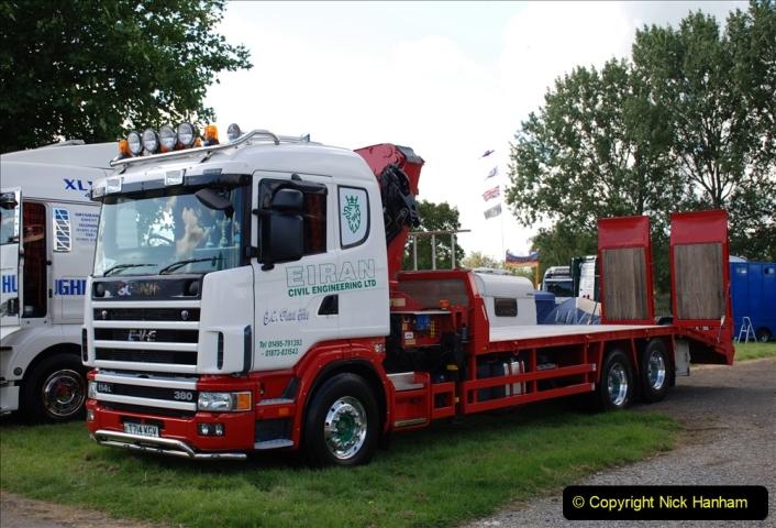 2019-09-01 Truckfest @ Shepton Mallet, Somerset. (219) 219