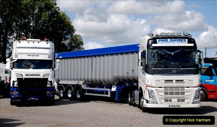 2019-09-01 Truckfest @ Shepton Mallet, Somerset. (224) 224