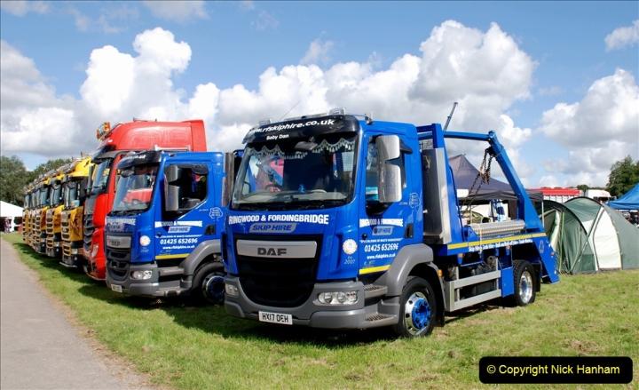 2019-09-01 Truckfest @ Shepton Mallet, Somerset. (226) 226
