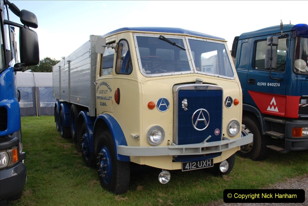 2019-09-01 Truckfest @ Shepton Mallet, Somerset. (243) In your Host's opinion - The Star of the Show. 243