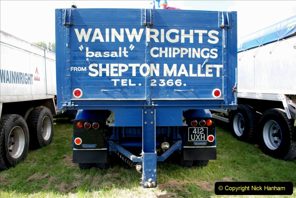 2019-09-01 Truckfest @ Shepton Mallet, Somerset. (247) In your Host's opinion - The Star of the Show. 247