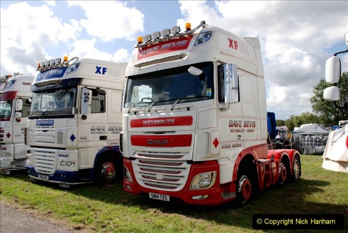 2019-09-01 Truckfest @ Shepton Mallet, Somerset. (287) 287
