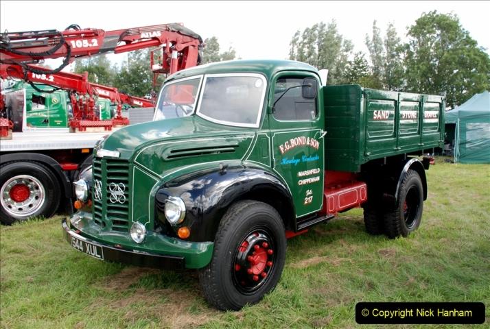 2019-09-01 Truckfest @ Shepton Mallet, Somerset. (292) 292
