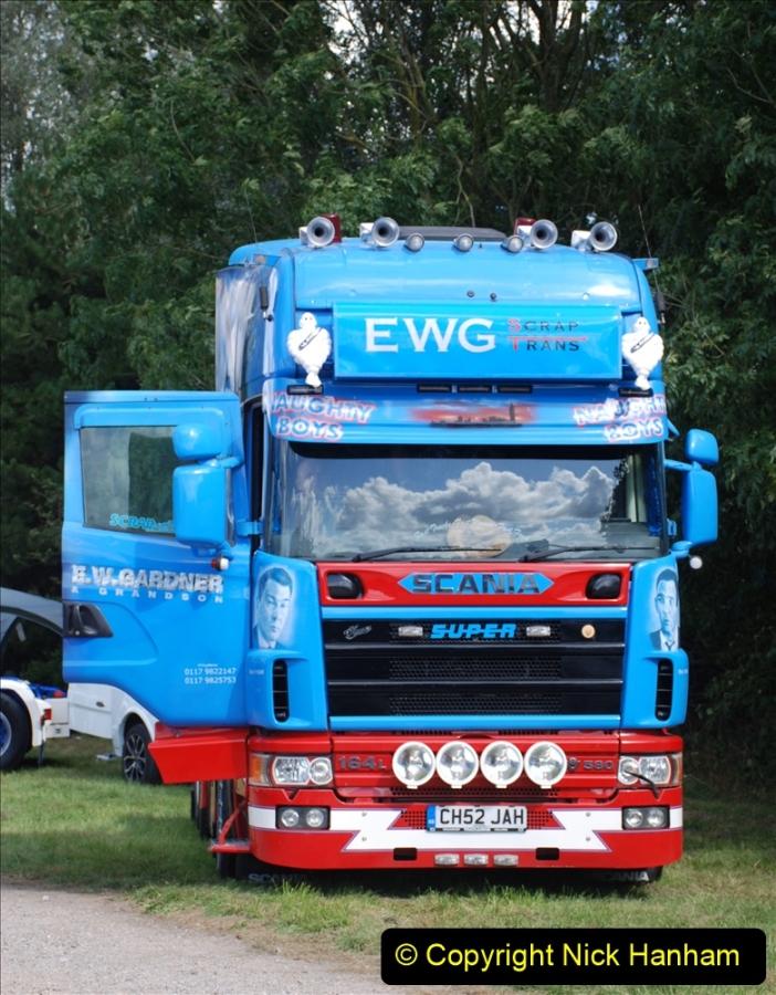 2019-09-01 Truckfest @ Shepton Mallet, Somerset. (306) 306