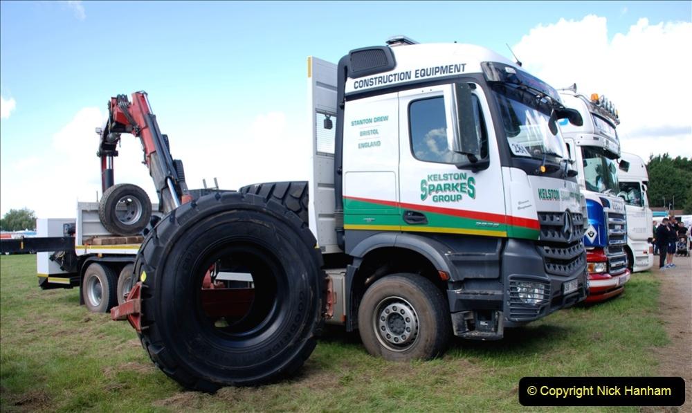 2019-09-01 Truckfest @ Shepton Mallet, Somerset. (309) 309