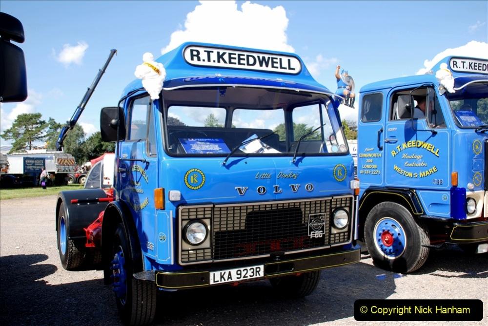 2019-09-01 Truckfest @ Shepton Mallet, Somerset. (320) 320