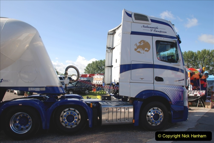 2019-09-01 Truckfest @ Shepton Mallet, Somerset. (333) 333