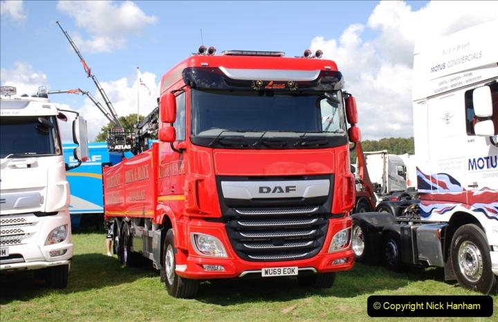 2019-09-01 Truckfest @ Shepton Mallet, Somerset. (360) 360