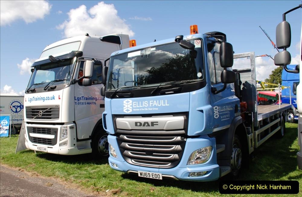 2019-09-01 Truckfest @ Shepton Mallet, Somerset. (368) 368