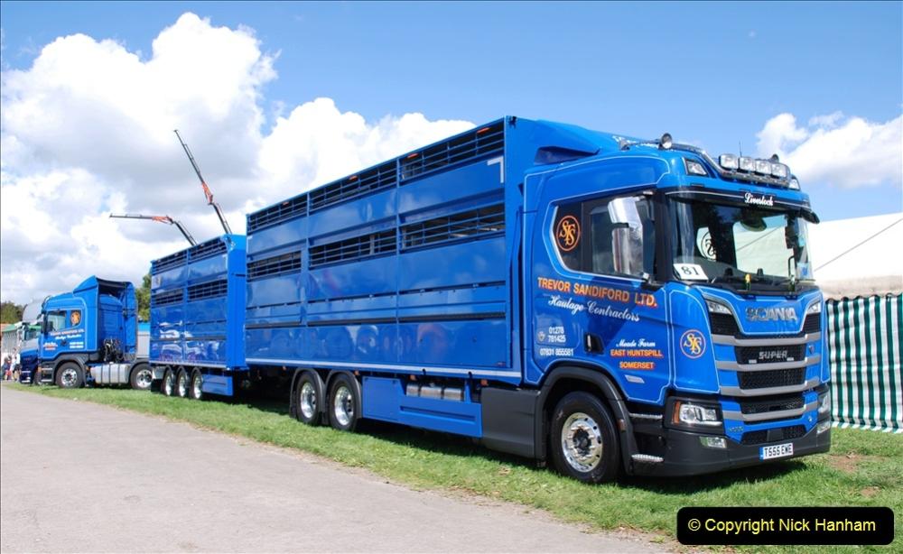 2019-09-01 Truckfest @ Shepton Mallet, Somerset. (370) 370