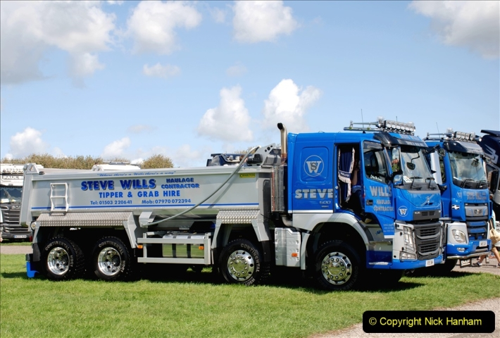 2019-09-01 Truckfest @ Shepton Mallet, Somerset. (376) 376