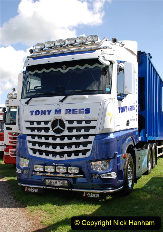 2019-09-01 Truckfest @ Shepton Mallet, Somerset. (379) 379