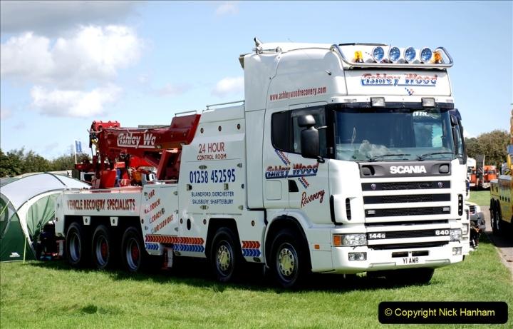 2019-09-01 Truckfest @ Shepton Mallet, Somerset. (398) 398