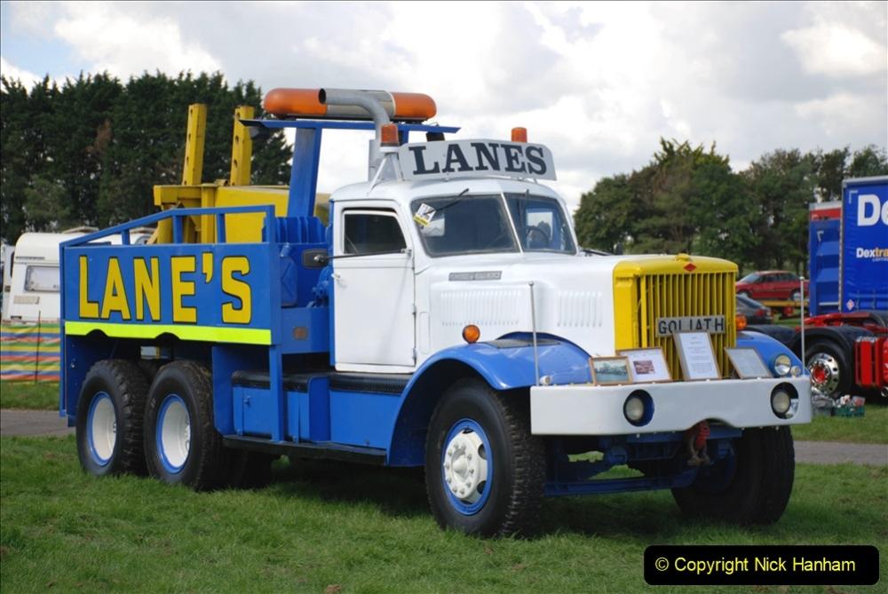 2019-09-01 Truckfest @ Shepton Mallet, Somerset. (400) 400