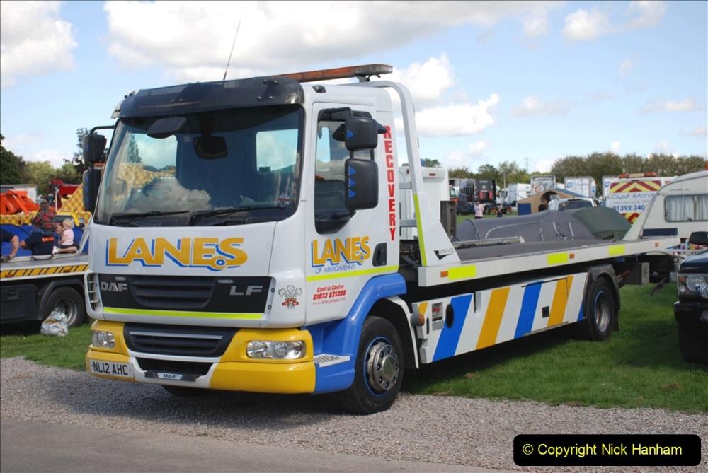 2019-09-01 Truckfest @ Shepton Mallet, Somerset. (404) 404