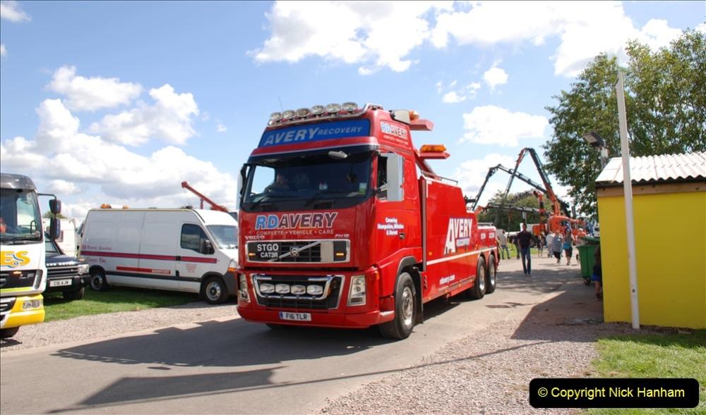 2019-09-01 Truckfest @ Shepton Mallet, Somerset. (406) 406