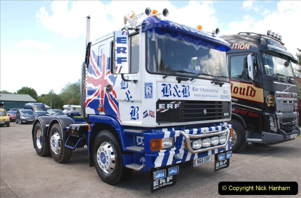 2019-09-01 Truckfest @ Shepton Mallet, Somerset. (411) 411
