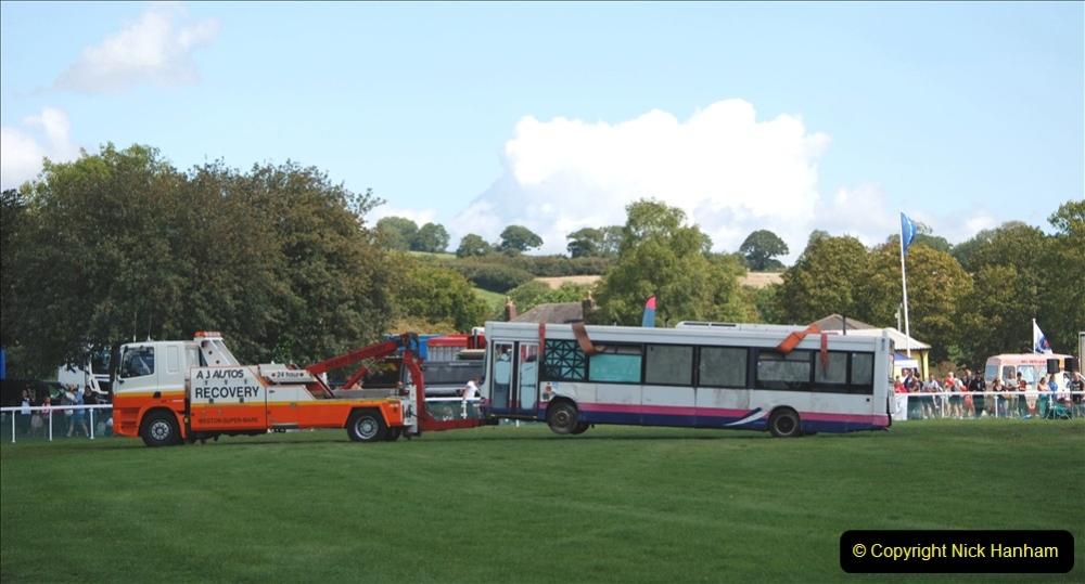 2019-09-01 Truckfest @ Shepton Mallet, Somerset. (420) 420