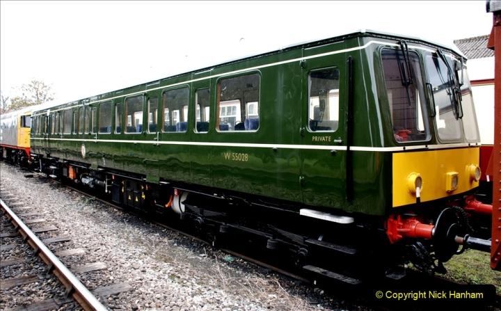 2019-09-06 SR Classic Transport Rally. (24) Wareham Service Bubble Car. 010