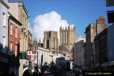 2019-09-16 Wells, Somerset. (1) Wells Cathedral. 001