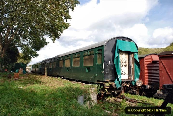 2019-10-09 Corfe Castle - Swanage - Norden. (18) 18