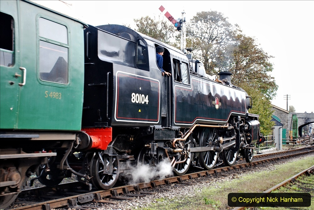 2019-10-09 Corfe Castle - Swanage - Norden. (47) 47