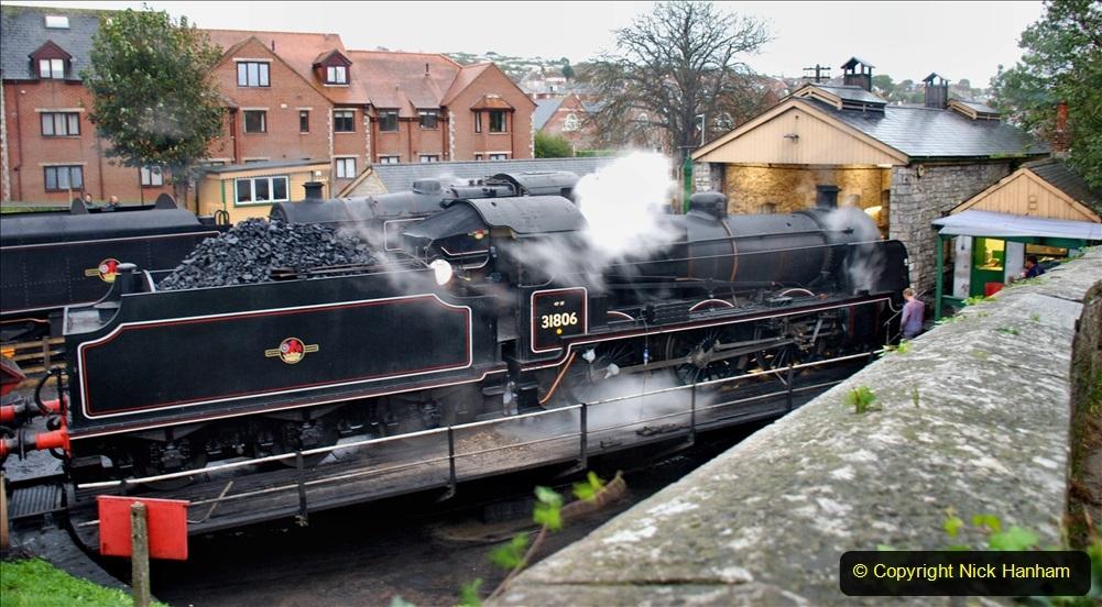 2019-10-11 Six Locomotives for the SR Autumn Steam Gala. (5) 005