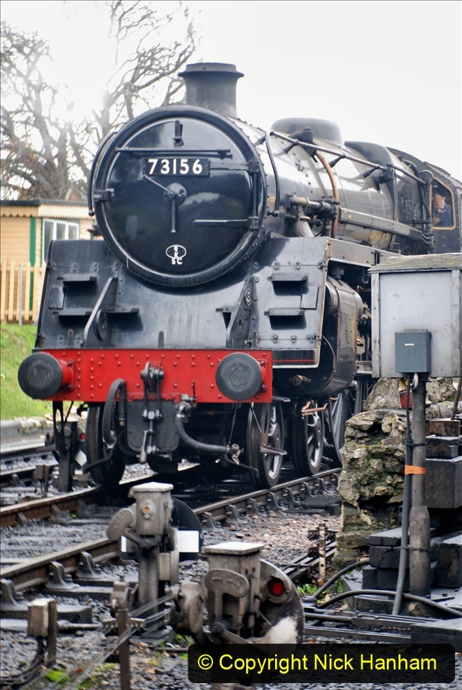 2019-10-11 Six Locomotives for the SR Autumn Steam Gala. (12) 012