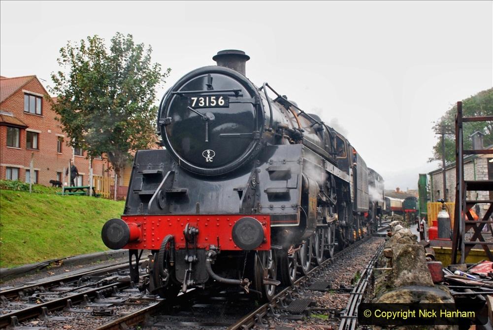 2019-10-11 Six Locomotives for the SR Autumn Steam Gala. (13) 013