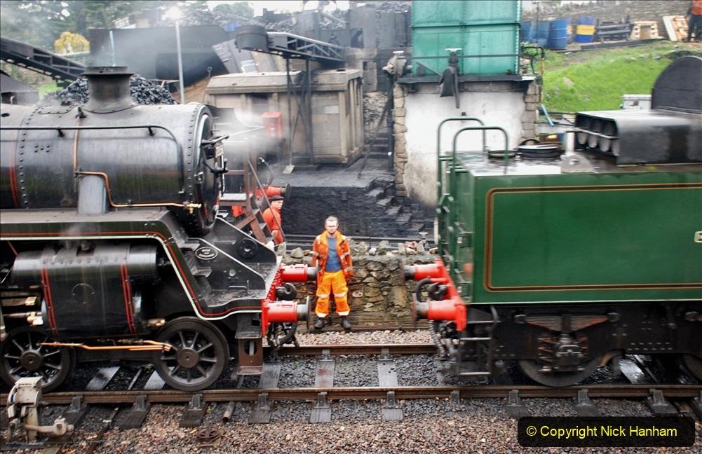 2019-10-11 Six Locomotives for the SR Autumn Steam Gala. (19) 019