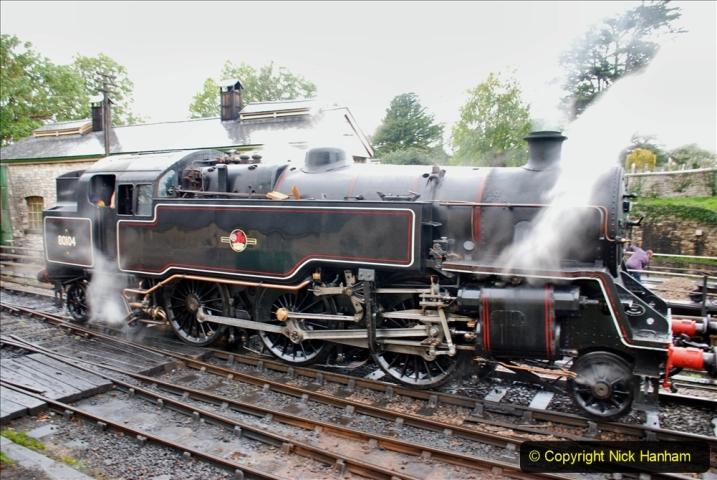 2019-10-11 Six Locomotives for the SR Autumn Steam Gala. (21) 021