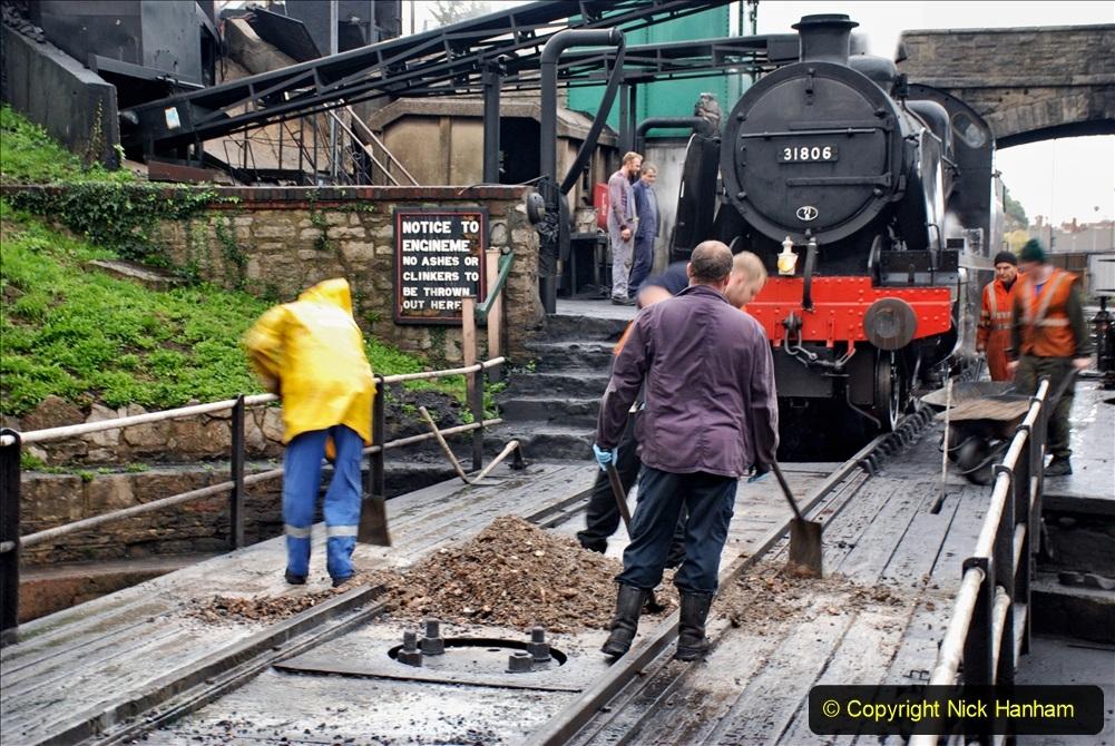 2019-10-11 Six Locomotives for the SR Autumn Steam Gala. (30) 030