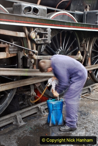 2019-10-11 Six Locomotives for the SR Autumn Steam Gala. (38) 038