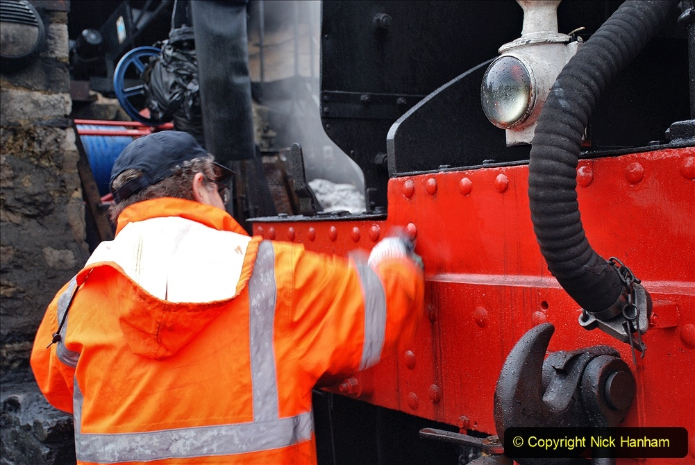 2019-10-11 Six Locomotives for the SR Autumn Steam Gala. (52) 052