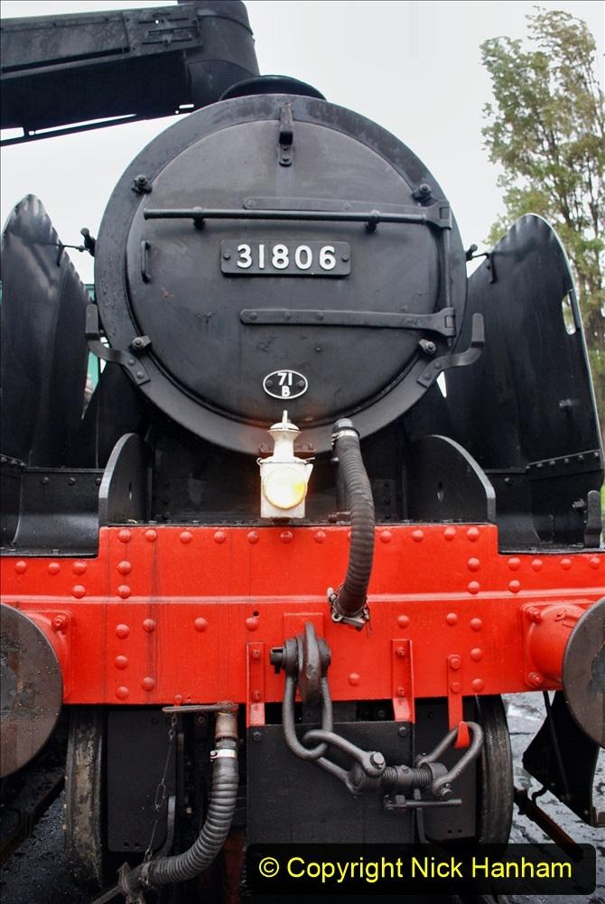 2019-10-11 Six Locomotives for the SR Autumn Steam Gala. (53) 053