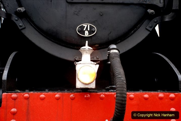 2019-10-11 Six Locomotives for the SR Autumn Steam Gala. (54) 054