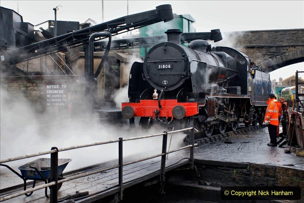 2019-10-11 Six Locomotives for the SR Autumn Steam Gala. (57) 057