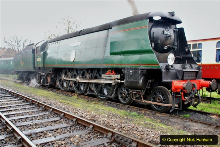 2019-10-11 Six Locomotives for the SR Autumn Steam Gala. (59) 059