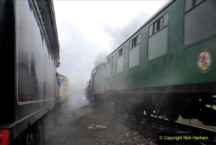 2019-10-11 Six Locomotives for the SR Autumn Steam Gala. (64) 064